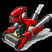 Robotonist mower boss