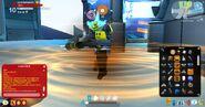Samuraizor Spin