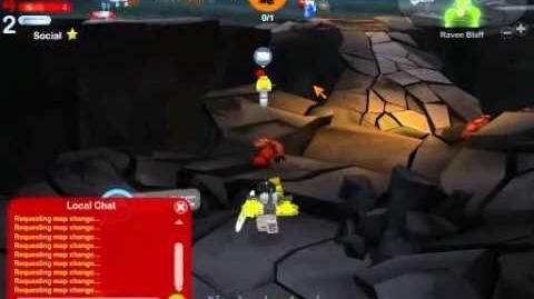 LEGO Universe DEV Walkthrough - Unreleased Version - Part 39 - FV Prop Zones