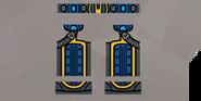 Torsos Fackit SpaceRanger2 Legs I1