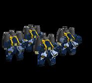 Base Jump Infantry