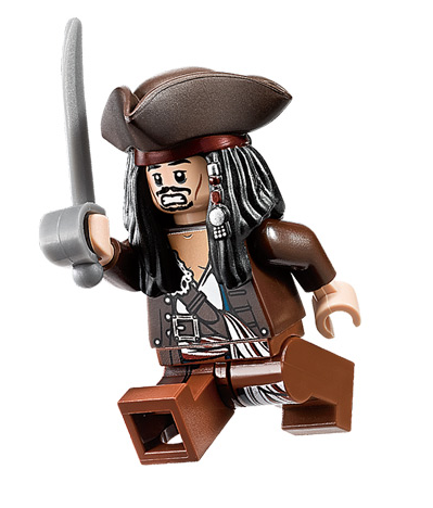 captain jack video game