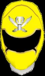SMF Yellow Helmet Front F