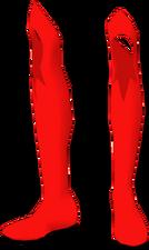 Supergirl Alpha Low Heels
