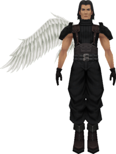 Angeal CCVII Winged