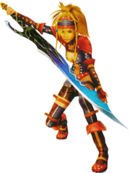 Rikku Warrior