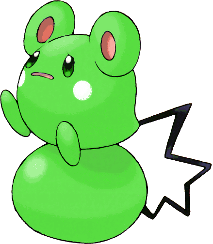 Azumarill and Chinchou Shiny by lilly-gerbil on DeviantArt