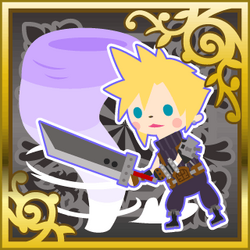 Cloud Strife Finishing Touch L