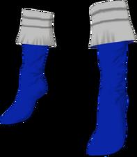 Blue Gokai Stilettos