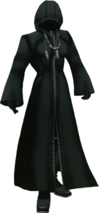 Xemnas Mysterious Figure KHFM