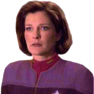 Kathryn Janeway Admiral