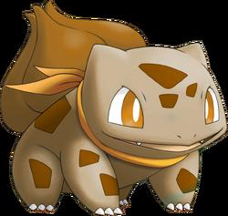 001 Bulbasaur ES Bronze