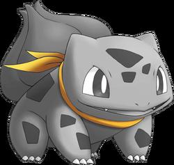 001 Bulbasaur ES Silver