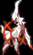 Arceus Flame XY2