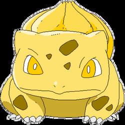 001 Bulbasaur OS3 Gold