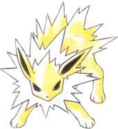 Jolteon RG
