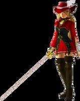 Rikku Spellsword
