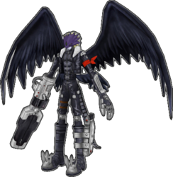 Beelzemon Blast Mode DM4