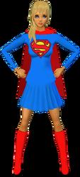 Supergirl Alpha 11