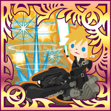 Cloud Strife Finishing Touch UR