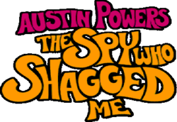 AP The Spy Who Shagged Me Title