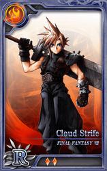Cloud Strife R F Artniks FFVII