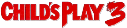 Childs Play 3 Logo