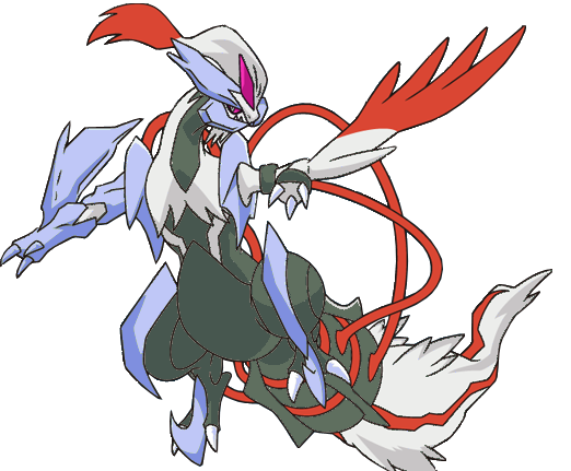 image 646 kyurem white activated bw shinypng
