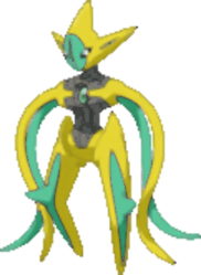 386 Deoxys Attack DC GCrystal Shiny