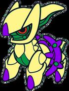 Arceus Draco Doll Shiny