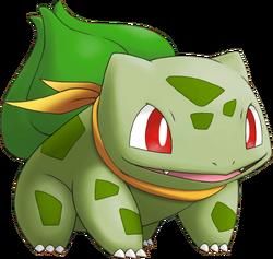 001 Bulbasaur ES Shiny