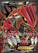 Groudon-EX DE106