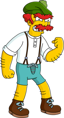Seamus le jardinier wiki les simpson springfield fandom powered by wikia - Grille pain transparent ...