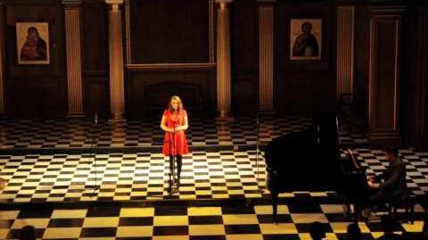 Katie Hall sings 'Lullaby' - Jonathan Reid Gealt