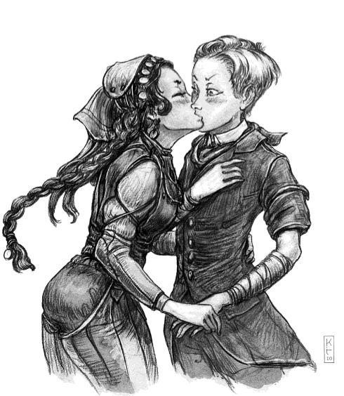 Relationship of Deryn and Lilit | Leviathan Wiki | FANDOM ...
