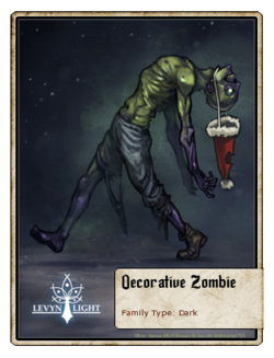 Decorative Zombie
