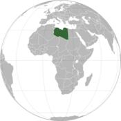 Libya location