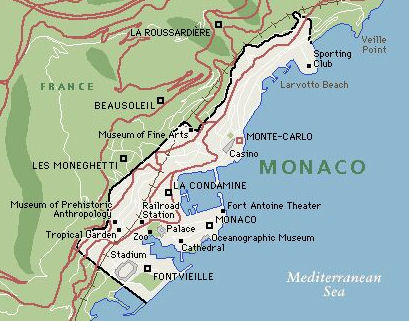 17 Top Tourist Attractions in Monaco & Easy Day Trips | PlanetWare