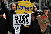 December 10 march for voting rights