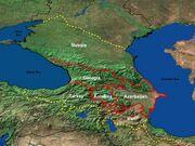 Caucasus Borders4