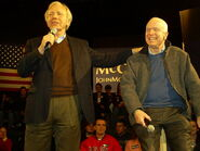 John McCain & Joe Liebermann