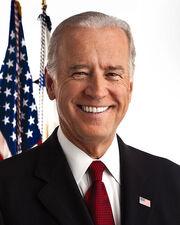 Joe Biden - Vice President portrait