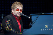 Elton John in Norway