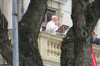 Pope Francis. World Youth Day 2013, Rio de Janeiro