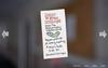 Veggie potluck poster prescott dorms