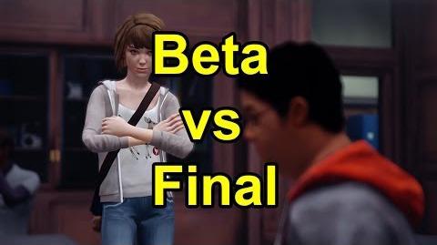 Life is Strange Episode 2 Beta vs Final changes part 2