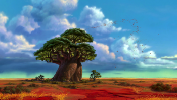 Rafiki's Baobab Tree