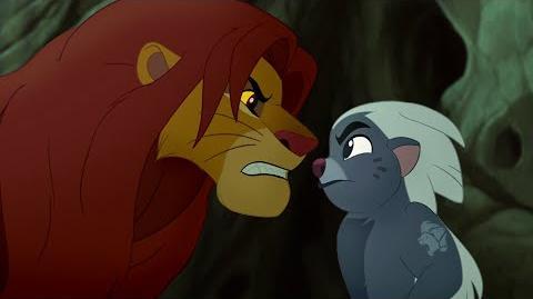 Lion Guard- Simba & Bunga Argue! + Hakuna Matata Duet - Bunga and the King HD Clip