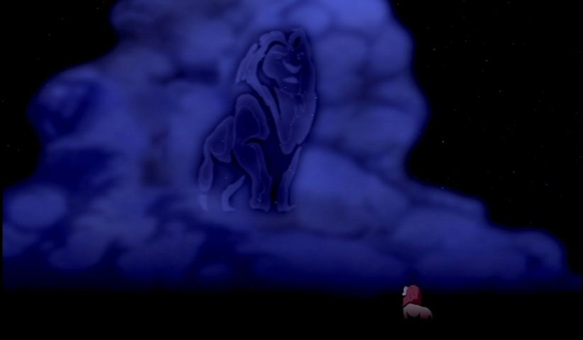 Image result for simbas vision of his father