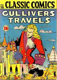 GulliversTravelsClassicComics